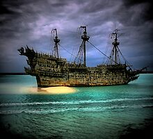 Pirate Boat by terrebo