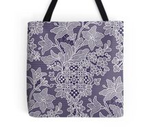 Lilies. Pattern. Lace. Tote Bag