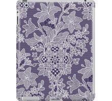 Lilies. Pattern. Lace. iPad Case/Skin