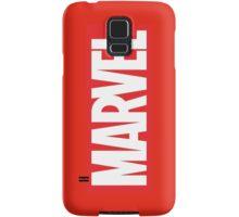 Marvel Logo Samsung Galaxy Case/Skin