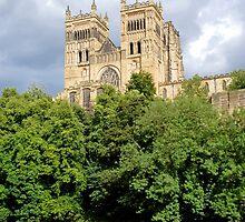 Durham Cathedral by Jaime Pharr