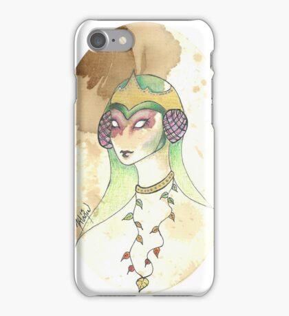 Titania, Queen of the Faein Court iPhone Case/Skin