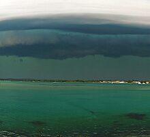 Storm Front - Wallis Lake by craigmason