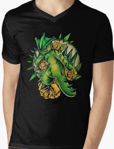 Cacturne  Mens V-Neck T-Shirt