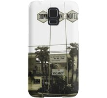 Motel - No Vacancy! One Night Stand Discount Available Samsung Galaxy Case/Skin