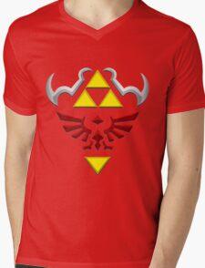 Hylian Design Mens V-Neck T-Shirt