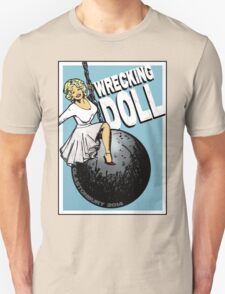 Wrecking Doll (blue) T-Shirt