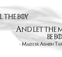 Kill the boy... by Pentax25