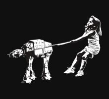 Banksy Star Wars One Piece - Long Sleeve