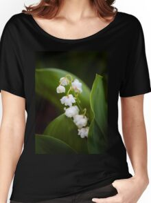 Lily of the Valley Women's Relaxed Fit T-Shirt