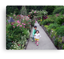 I Never Promised You a Rose Garden Canvas Print