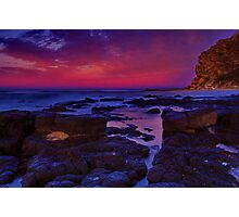 """Morning Below The Bluff"" Photographic Print"