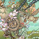 The Secret (Detail) by Tara Krebs
