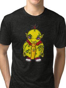 We Monster-2 Tri-blend T-Shirt