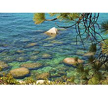 Tahoe Waters Photographic Print