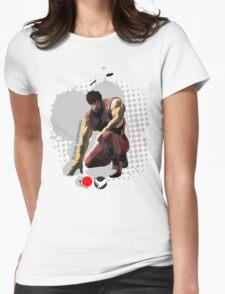 Bushin Senpukyaku Womens Fitted T-Shirt