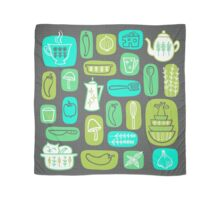 Pyrex Critters Scarf