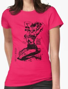 WWII PINUP Womens Fitted T-Shirt
