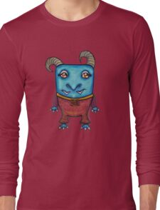 We Monster- 4 Long Sleeve T-Shirt