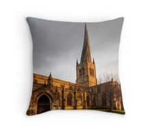 Chesterfield Crooked Spire Throw Pillow