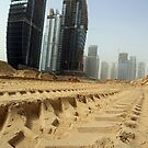 Dubai Under Construction by Craig Scarr