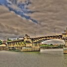 Portland Or Bridge 2 by pdsfotoart