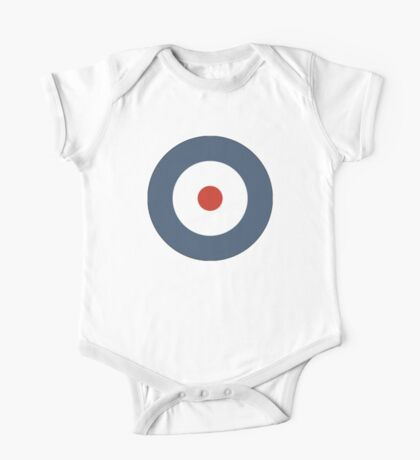 Royal Air Force - Historical Roundel Type A 1915 - 1929 One Piece - Short Sleeve