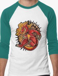 Charmeleon  Men's Baseball ¾ T-Shirt