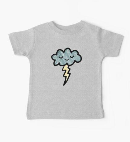 Thunder cloud Baby Tee