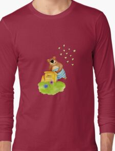 Bear & Bees Long Sleeve T-Shirt