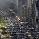Dubai Metro Construction by Craig Scarr
