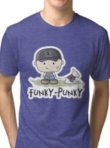 Funky-Punky Tri-blend T-Shirt