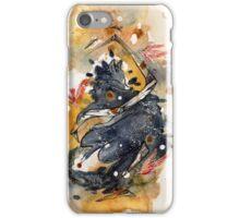 Fox tree iPhone Case/Skin
