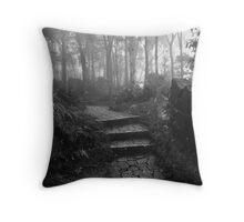 Life and Time Throw Pillow