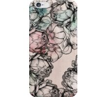 In my garden of pink iPhone Case/Skin
