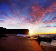 Garie :: Early Surf by Clinton Hadenham