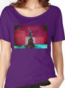 Liberty Women's Relaxed Fit T-Shirt