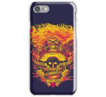 FURY ROAD: IMMORTAN JOE iPhone Case/Skin