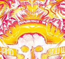 FURY ROAD: IMMORTAN JOE Sticker