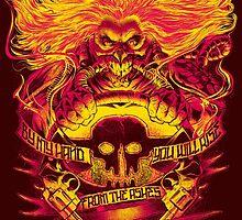 FURY ROAD: IMMORTAN JOE by beastpop
