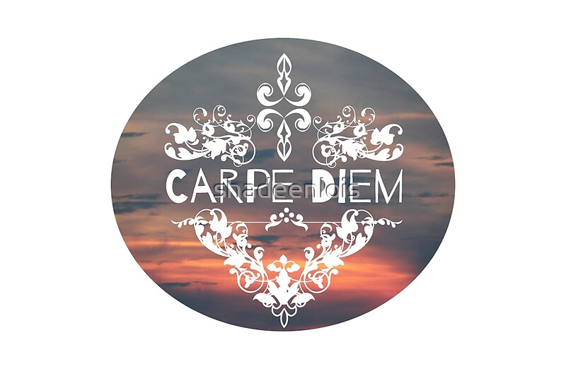 the use of carpe diem in literary works The wisdom of carpe diem in classical and for the efficacy of a combined linguistic and literary criticism of the totality of his works.