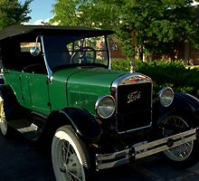 1926 Ford Model T Touring Car by TeeMack