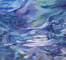 Azzurro by Liliana Robek-Bresa