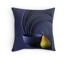 PEAR & POTTERY Throw Pillow