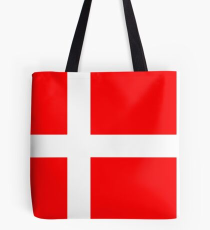 Denmark, national id Tote Bag
