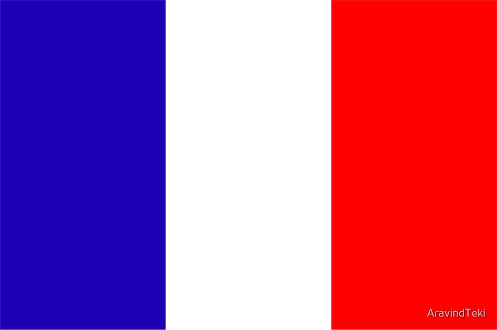 France, national id by AravindTeki
