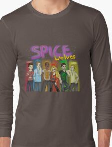 SPICE WOLVES Long Sleeve T-Shirt