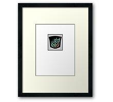 Transformers - Decepticon Rubsign Framed Print