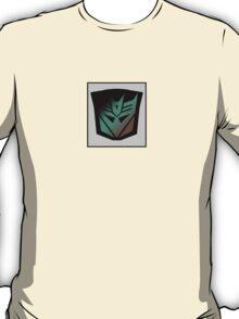 Transformers - Decepticon Rubsign T-Shirt
