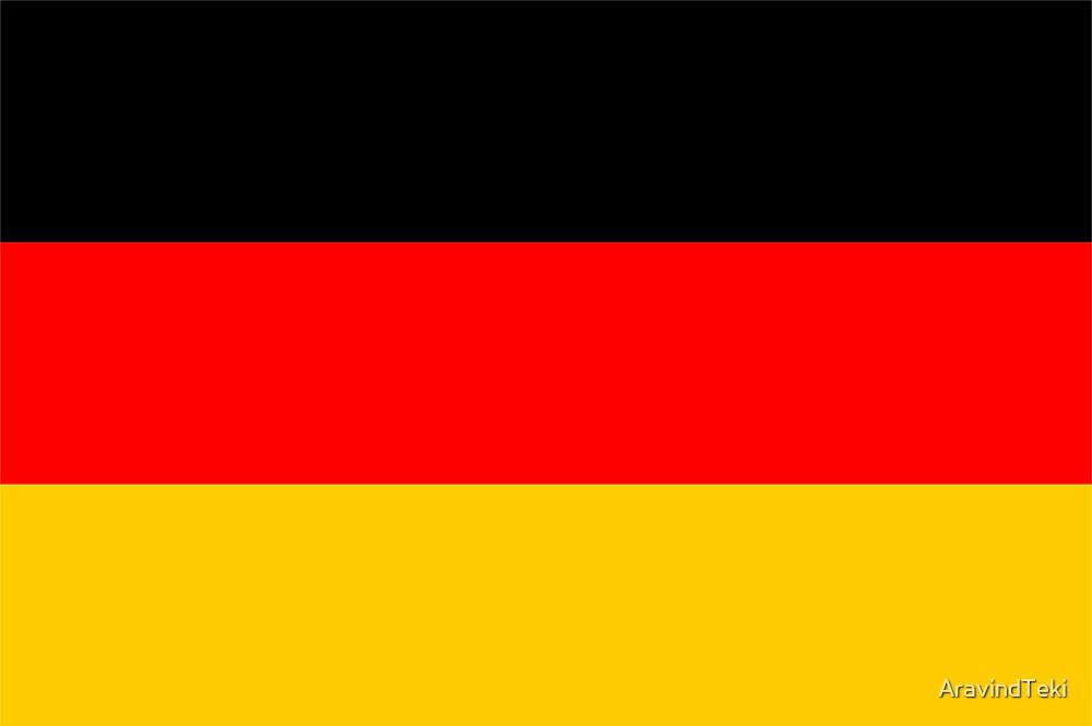 Germany, national id by AravindTeki